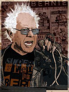 Bernie Sanders Activists